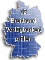 o2 Breitband Internet Verfügbarkeit prüfen
