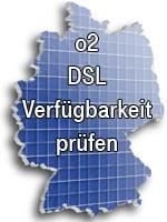 o2 DSL Verfügbarkeit prüfen