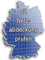 o2 Netzabdeckung prüfen (Mobilfunk)