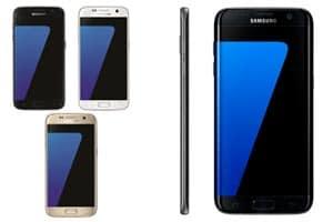 Samsung Galaxy S7 edge mit o2 Blue Vertrag vorbestellen