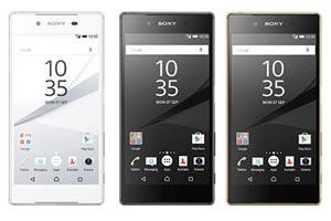Sony Xperia Z5 günstig mit o2 Blue Smartphone Vertrag