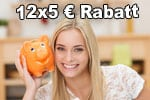 o2 Free Tarife (M / L / XL) 12 Monate lang je 5 € günstiger