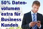 o2 Free Selbstständige / Freiberufler: 50% mehr Datenvolumen