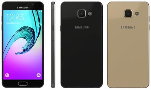 Samsung Galaxy A5 (2016) günstig mit o2 Free Vertrag