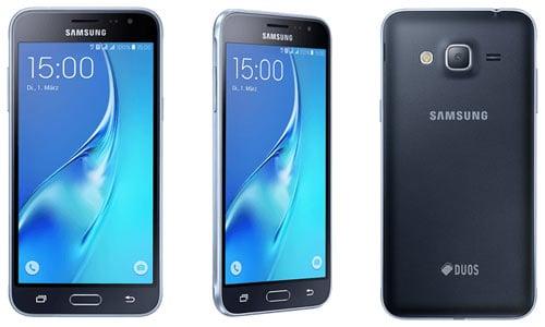 Samsung Galaxy J3 (2016) günstig mit o2 Free Vertrag