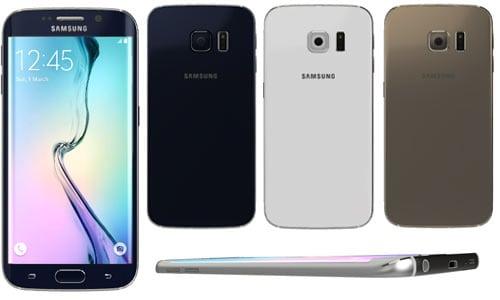 Samsung Galaxy S6 edge besonders günstig mit o2 Free Vertrag