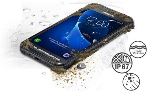 Samsung Galaxy Xcover 3 (2016) mit o2 Free Smartphone Vertrag