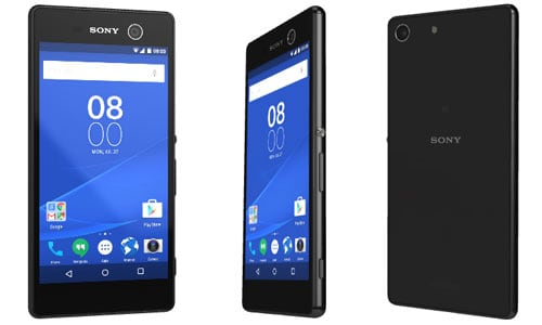 Sony Xperia M5 günstig mit o2 Free Smartphone Vertrag