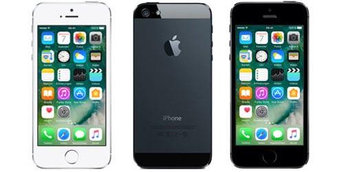 Apple iPhone 5s günstig mit o2 Free Smartphone Vertrag