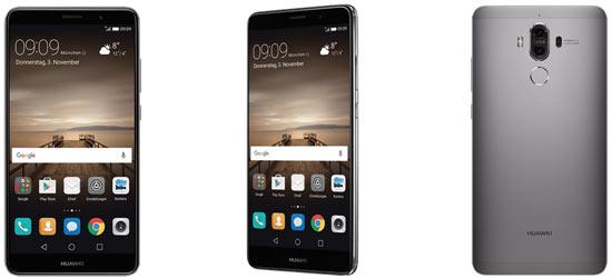 Huawei Mate 9 günstig mit o2 Free Smartphone Vertrag