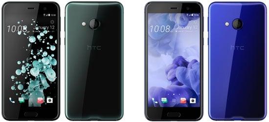 HTC U Play günstig mit o2 Free Tarif