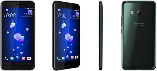HTC U11 günstig mit o2 Free Tarif