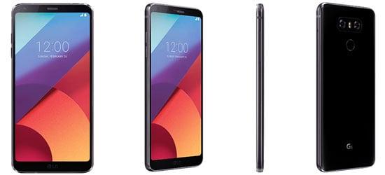 LG G6 günstig mit o2 Free Vertrag – Bundle ab 43,49 € mtl.*