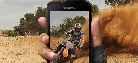 Samsung Galaxy XCover 4 mit o2 Free Tarif