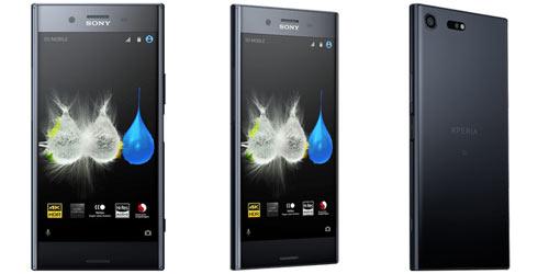 Sony Xperia XZ Premium mit o2 Free Vertrag