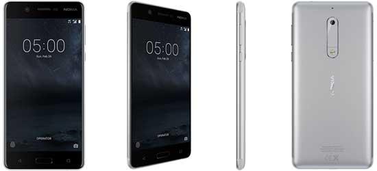 Nokia 5 günstig mit o2 Free Vertrag