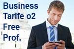 o2 Free Professional / Business Tarife für Selbstständige / Freiberufler