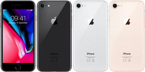 Apple iPhone 8 günstig mit o2 Free Vertrag