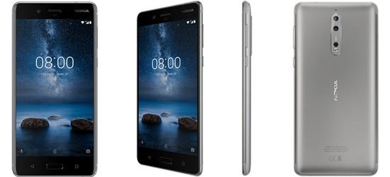 Nokia 8 günstig mit o2 Free Vertrag – Bundle