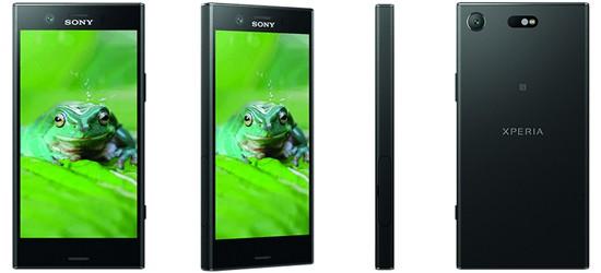 Sony Xperia XZ1 Compact mit o2 Free Vertrag – Bundle
