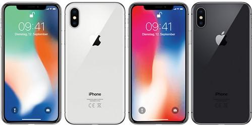 Apple iPhone X mit o2 Free Vertrag
