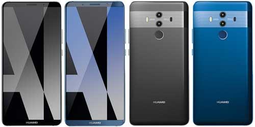 Huawei Mate 10 Pro mit o2 Free Vertrag - Bundle