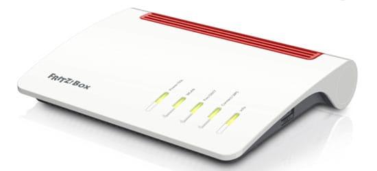 AVM FritzBox 7590 mit o2 DSL / VDSL Vertrag