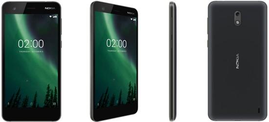 Nokia 2 günstig mit o2 Free Vertrag – Bundle