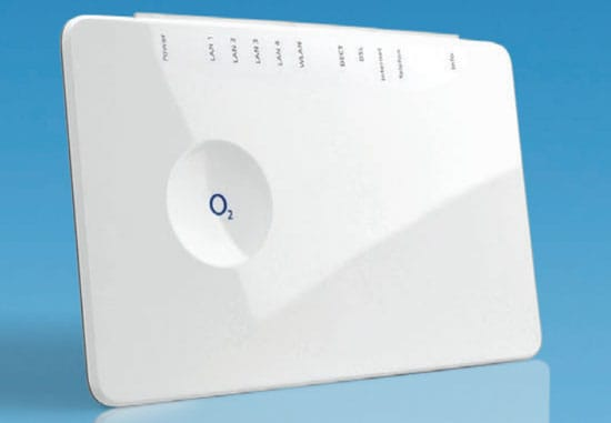 o2 HomeBox 2 ISDN (Modell 6641)