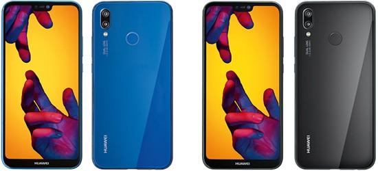 Huawei P20 lite günstig mit o2 Free Vertrag - Bundle