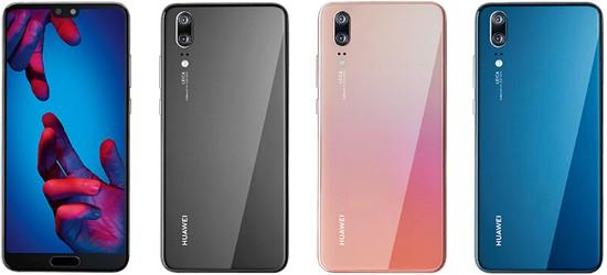 Huawei P20 günstig mit o2 Free Vertrag - Bundle