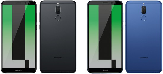 Huawei Mate 10 Lite mit o2 Free Vertrag - Bundle