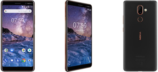 Nokia 7 Plus günstig mit o2 Free Vertrag – Bundle