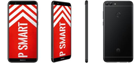 Huawei P smart günstig mit o2 Free Vertrag - Bundle