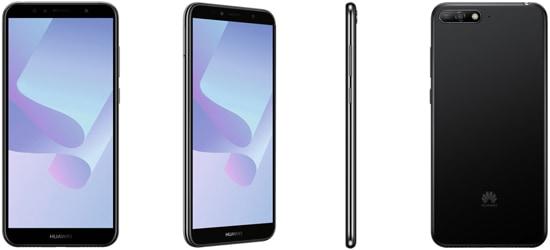 Huawei Y6 (2018) günstig mit o2 Free Vertrag - Bundle