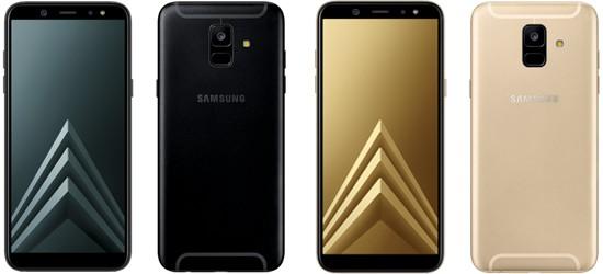 Samsung Galaxy A6 mit o2 Free Tarif - Bundle