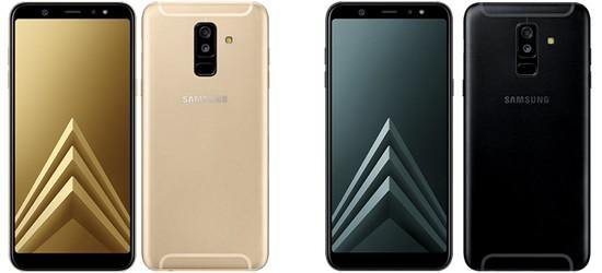Samsung Galaxy A6+ mit o2 Free Tarif - Bundle
