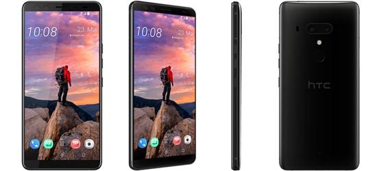 HTC U12+ mit o2 Free Tarif - Bundle