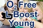 o2 Free L Boost Young - Smartphone Tarif / Handyvertrag für Junge Leute