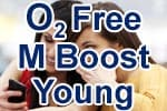 o2 Free M Boost Young - Smartphone Tarif / Handyvertrag für Junge Leute