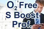 o2 Free S Boost Professional - Smartphone Tarif / Handyvertrag für Selbstständige