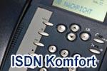 o2 ISDN Komfort Option für Telefonanschluss mit DSL