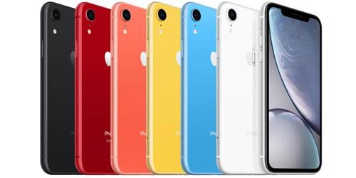 Apple iPhone XR mit o2 Free Vertrag – Bundle