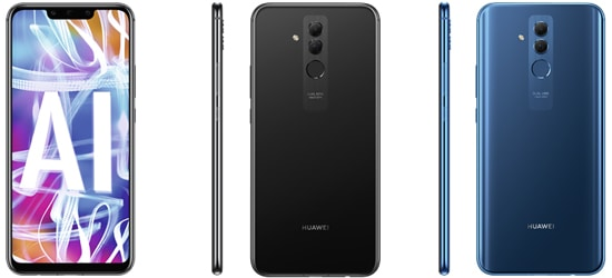 Huawei Mate 20 lite günstig mit o2 Free Vertrag