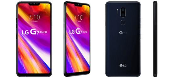 LG G7 ThinQ mit o2 Free Tarif - Bundle