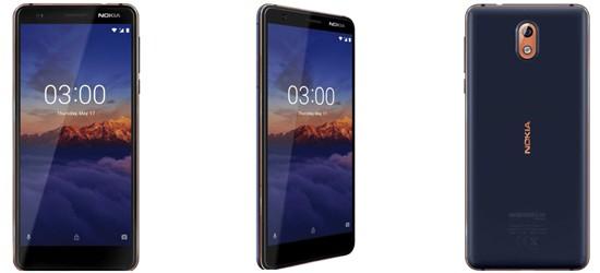 Nokia 3.1 günstig mit o2 Free Vertrag – Bundle