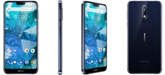 Nokia 7.1 günstig mit o2 Free Vertrag – Bundle