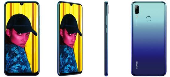 Huawei P smart (2019) mit o2 Free Vertrag - Bundle
