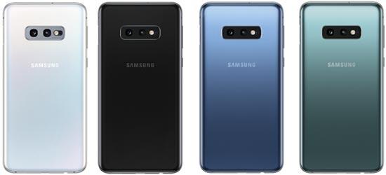 Samsung Galaxy S10e bei o2 - Farben