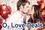 o2 Angebote zum Valentinstag - Love-Deals von o2